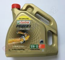 Castrol POWER1 RACING 4T 10W50 4 litry
