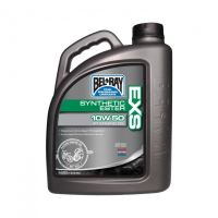 Bel-Ray EXS FULL SYNTHETIC ESTER 4T 10W-50 4L