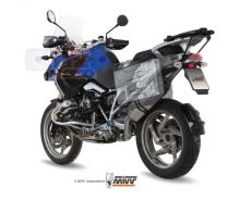Koncovka výfuku R1200GS MIVV Speed edge r.v.2008-09 , stainless steel